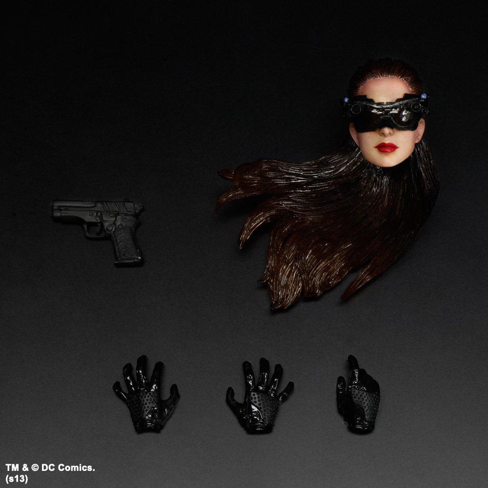 The Dark Knight Trilogy Play Arts Kai - Catwoman