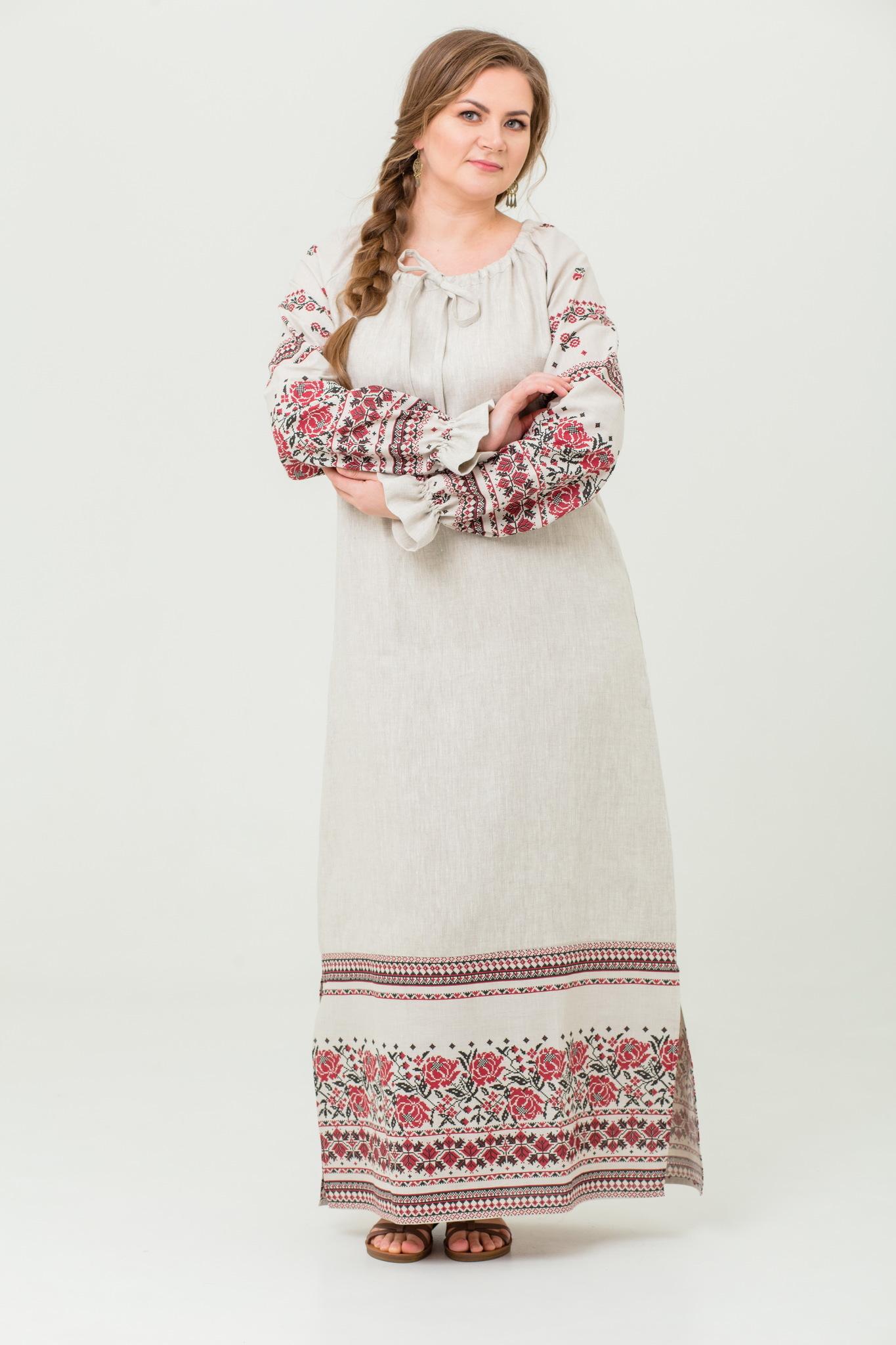 платье Женское счастье на небелёном свадебное