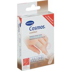 Набор пластырей Cosmos Comfort антисептические 2 размера (20 штук в упаковке)