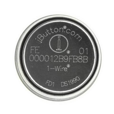 Микросхема для эл.ключа Touch Memory DS1990C-F5+