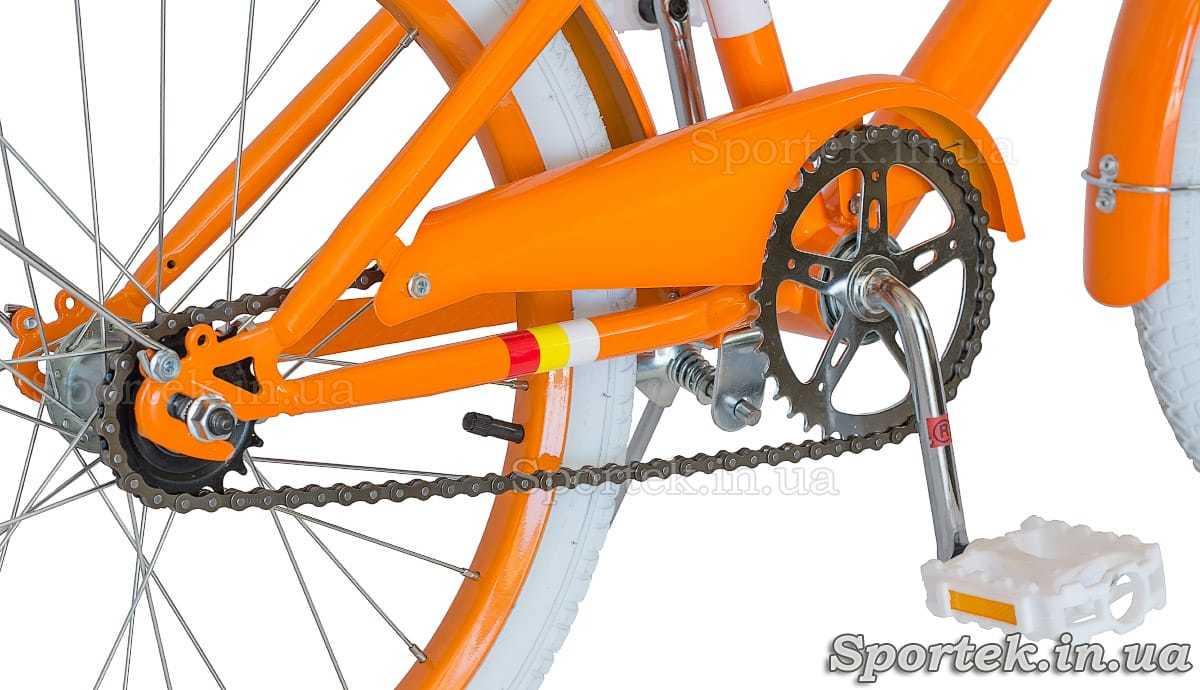 Велосипед Dorozhnik Arty - трансмісія