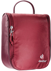 Косметичка Deuter Wash Center I Cranberry/Maron