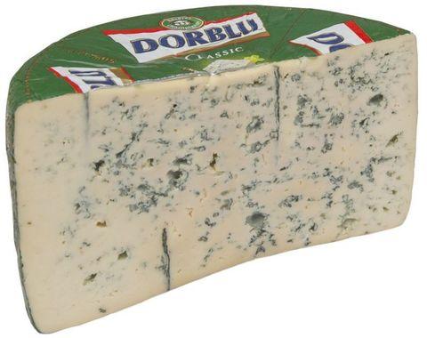 Сыр Дор блю зеленый  СЫРЫ И КОЛБАСЫ ИП ПОТАПОВА 1кг