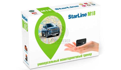 Маяк охранно-поисковый StarLine M18 GSM/GPS/ГЛОНАСС