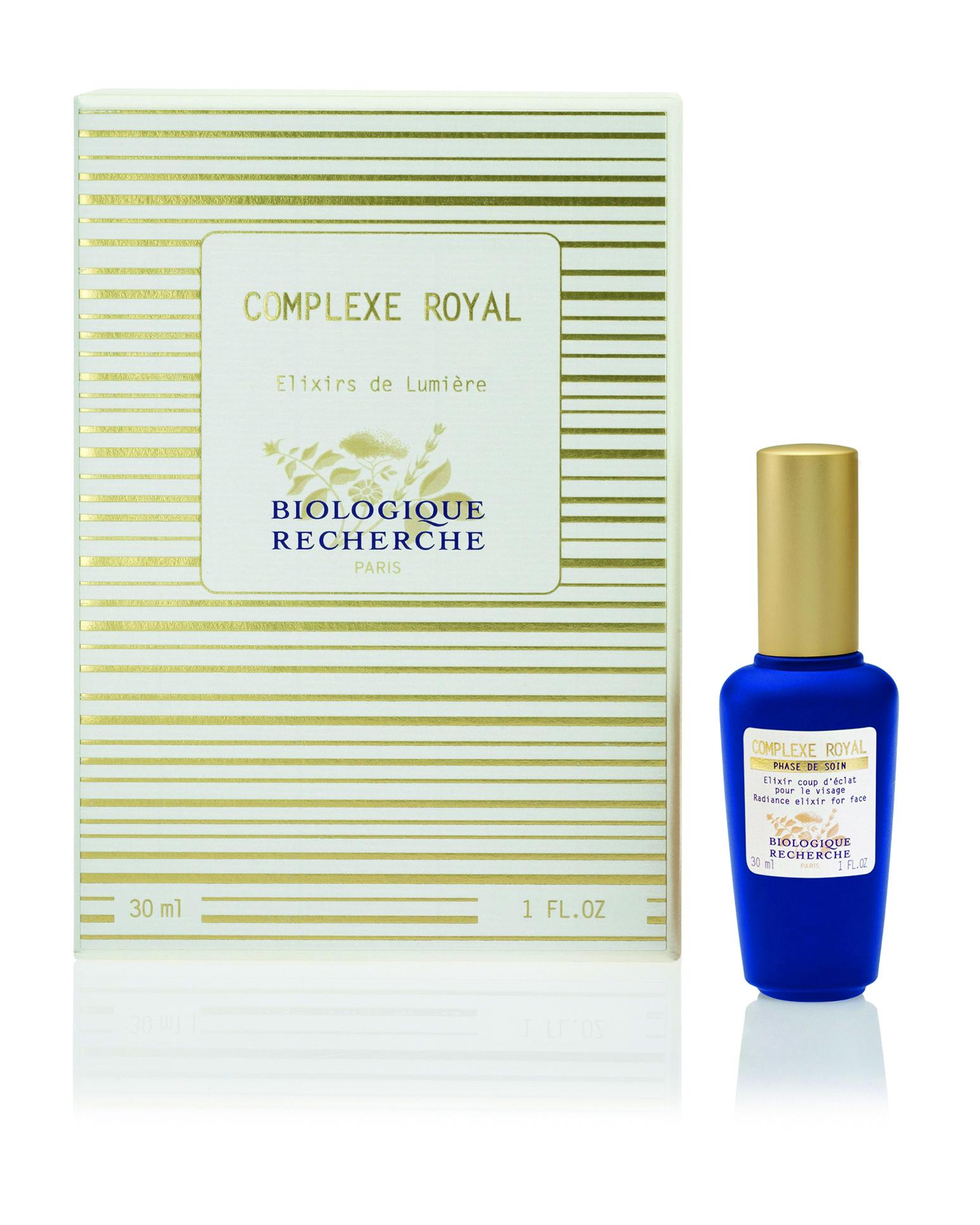 Фитобиокомплекс для сияния кожи лица BIOLOGIQUE RECHERCHE Complex Royal 30 мл