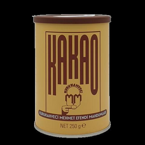 Какао порошок KURUKAHVECI MEHMET EFENDI, 250 гр