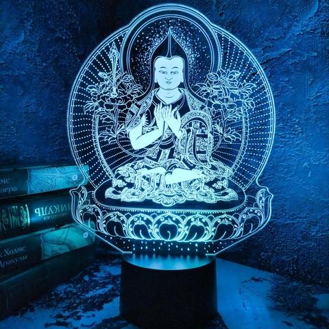 Лама Цонкапа (Буддизм)