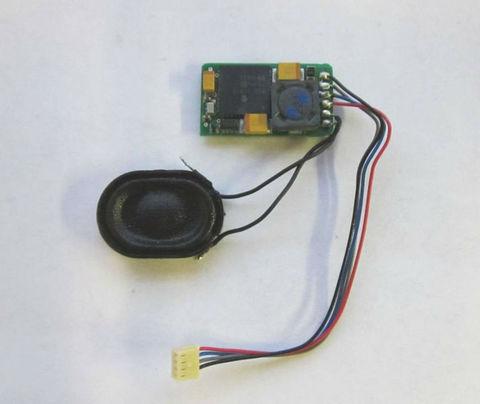 Piko 56196 Звуковой модуль в BR1216,1:87