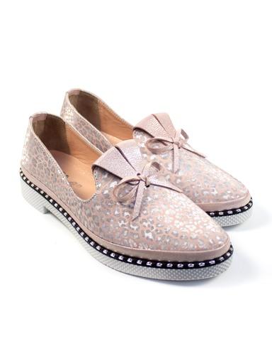 розовые туфли SM