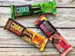Шоколад Hershey's Layer Crunch mint с мятным кремом 39 гр