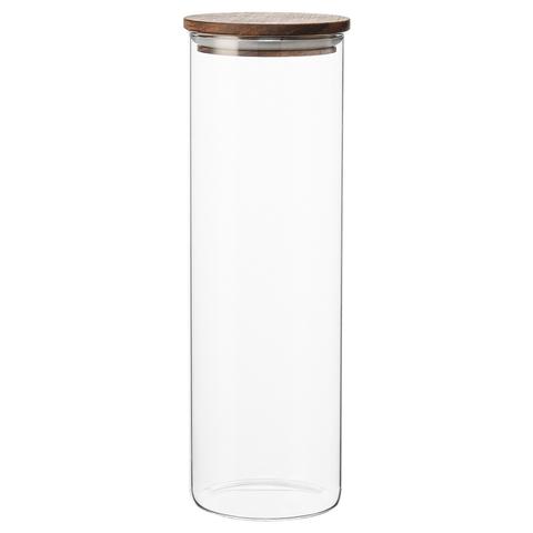 Контейнер для хранения стеклянный 1,85 л