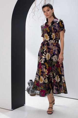 61715-3 Платье женское - SUMMER 2021