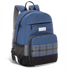 Çanta \ Bag \  Рюкзак школьный (/1 синий - черный) RB-155-1