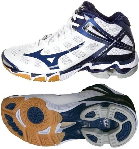 Волейбольные кроссовки Mizuno Wave Lightning высокие