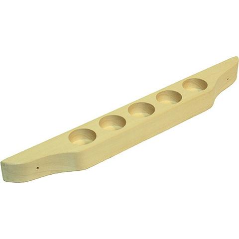 Полочка-подставка для масел (5 отверстий)