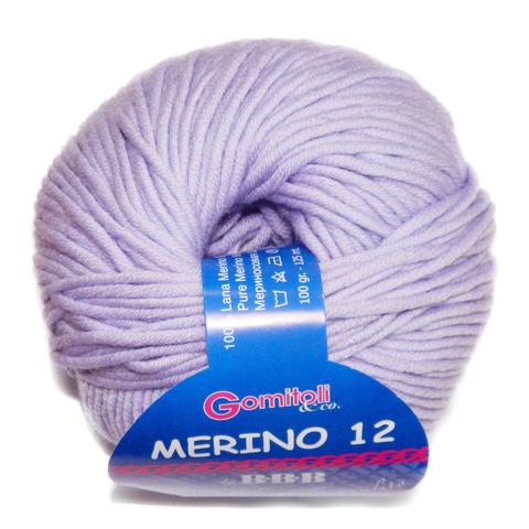 Купить Пряжа BBB Merino 12-50 Код цвета 8268 | Интернет-магазин пряжи «Пряха»