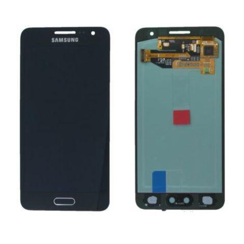 LCD SAMSUNG A3 A300F + Touch Black Orig MOQ:5
