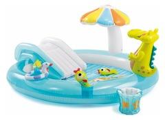 Детский бассейн INTEX 2,03*1,73*89cm.