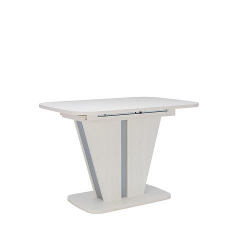 Стол раздвижной 80.528 Leset Бари, наварра белая