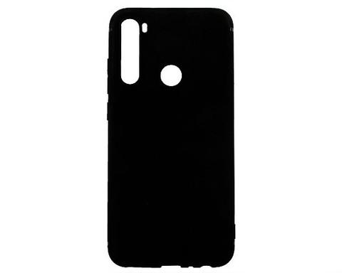 Чехол для Xiaomi Redmi Note 8 | силикон черный