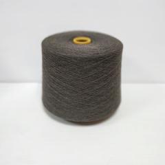 Lambswool, Шерсть ягненка 100%, Перуанский (седой коричневый меланж), 1/16, 1600 м в 100 г