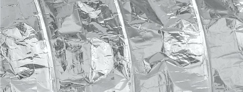 Воздуховод DEC Alumdec AA3 315мм 10м
