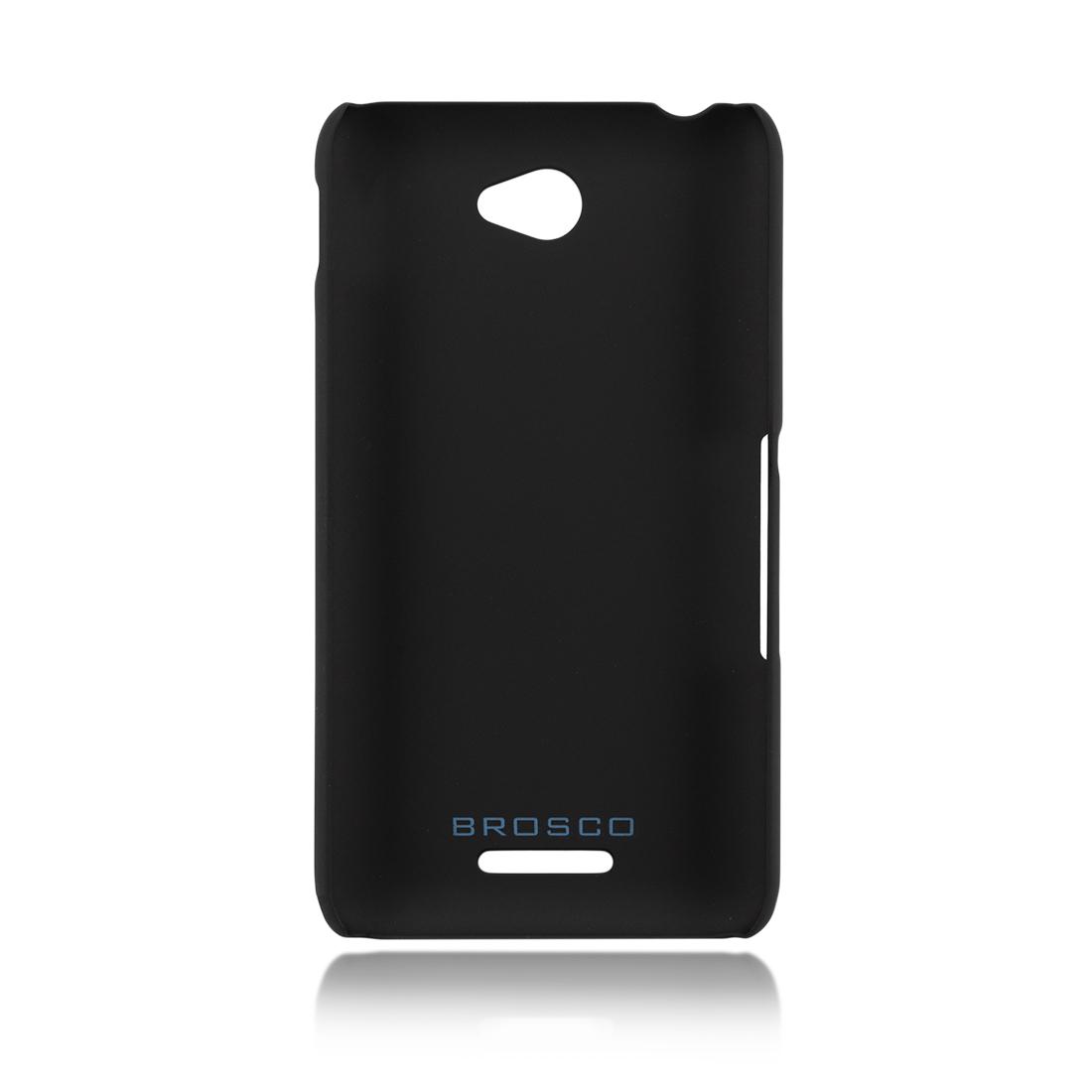 Пластиковый бампер для Xperia E4 чёрного цвета в Sony Centre Воронеж