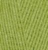 Пряжа Alize Lanagold 800 485 (Зеленая черепаха)