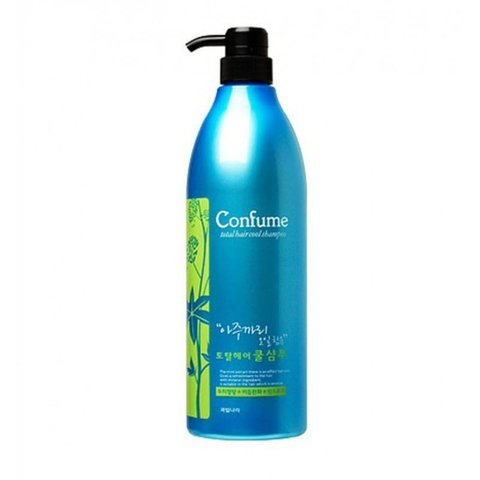 ВЛК Confume Шампунь для волос c экстрактом мяты Confume Total Hair Cool Shampoo 950мл (10702070/2508