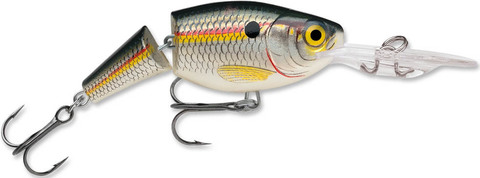 Воблер RAPALA Jointed Shad Rap JSR04-SD