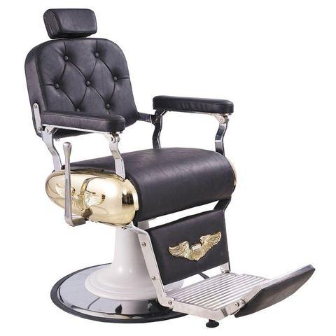 Парикмахерское кресло Харли Голд