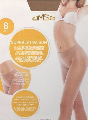 Superlativa 8 Sun OMSA колготки