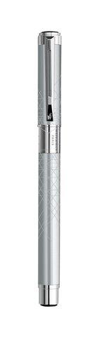 *Перьевая ручка Waterman Perspective, цвет: Silver CT, перо: F123