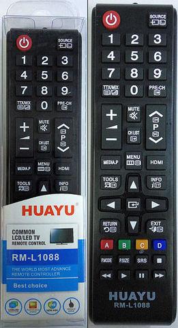 Универс пульт HUAYU RM-L1088  SAMSUNG 2*AAA 1/50/200