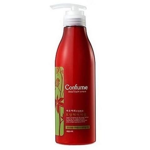 Шампунь для волос c касторовым маслом Confume Total Hair Shampoo 950мл