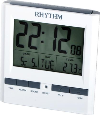 Часы-будильник Rhythm LCT078NR03