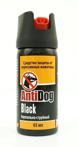 Распылитель баллончик AntiDog Black, 65 мл