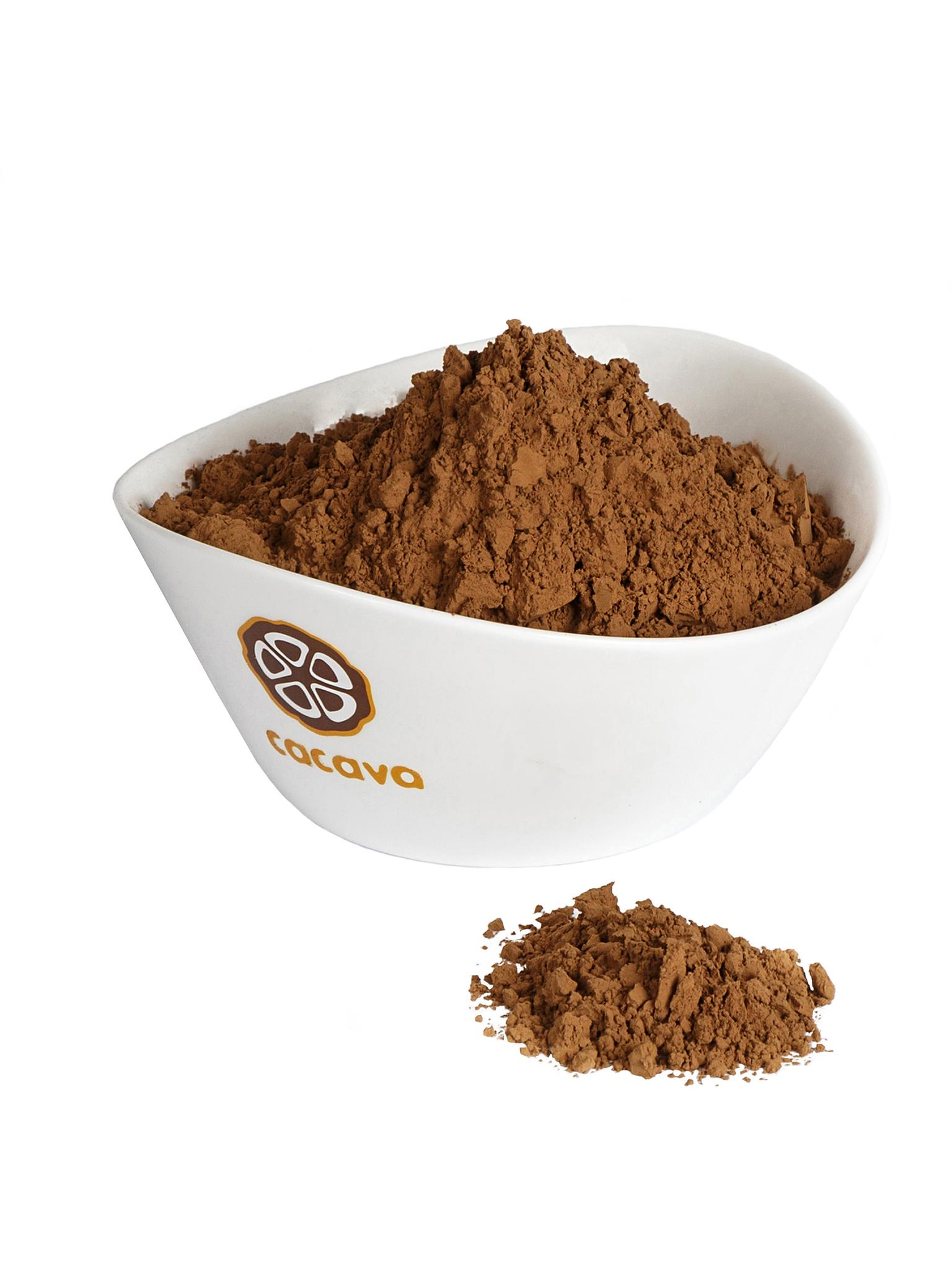 Какао-порошок Традиционный, внешний вид