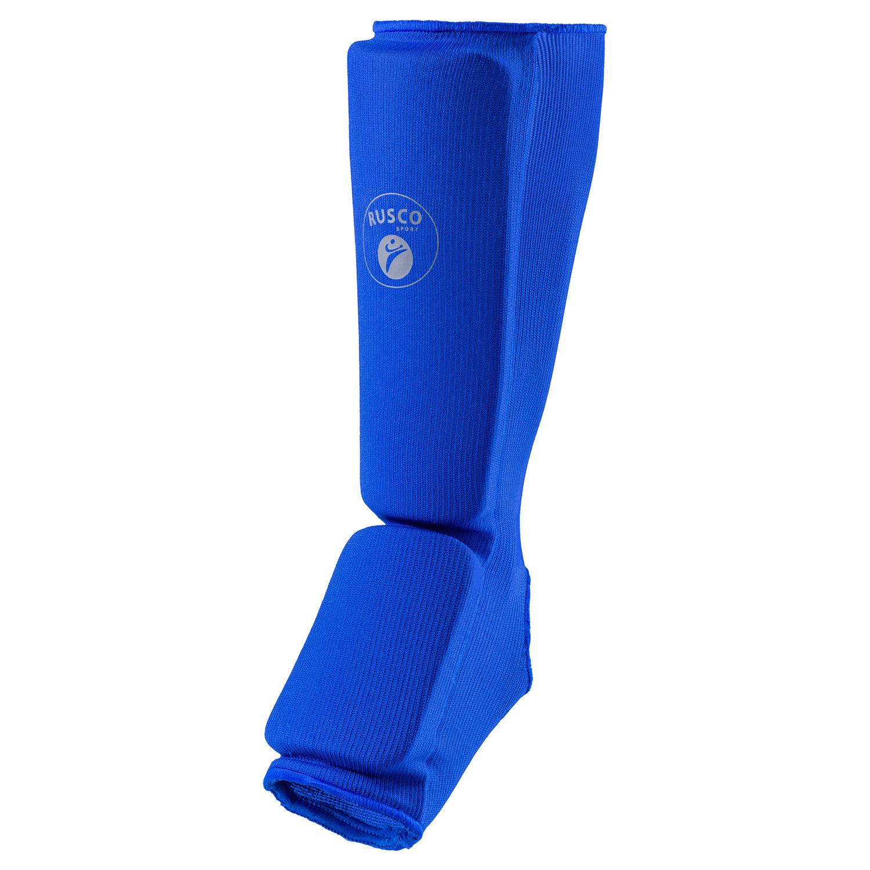 Другая защита Защита голень-стопа Rusco синяя er.jpg