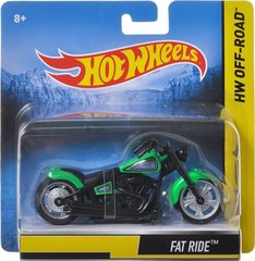 Hot Wheels  1:18 Moto Asst