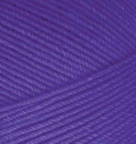 Пряжа Alize Forever 252 Фиолетовый, фото