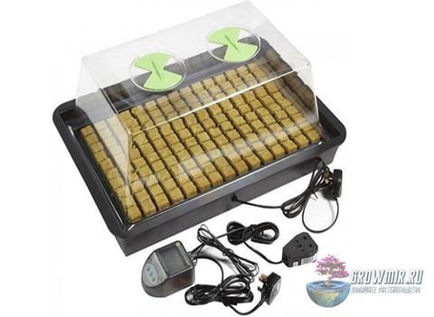 Пропагатор Nutriculture X-Stream Small Heat 61х41х27 см (с термодатчиком)
