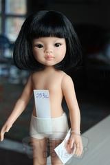 Кукла Лиу с карэ, Паола Рейна, 32 см
