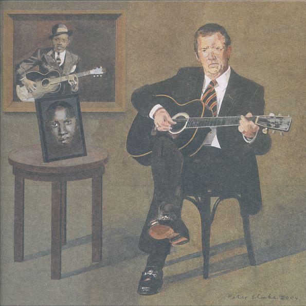 CLAPTON, ERIC: Me And Mr. Johnson