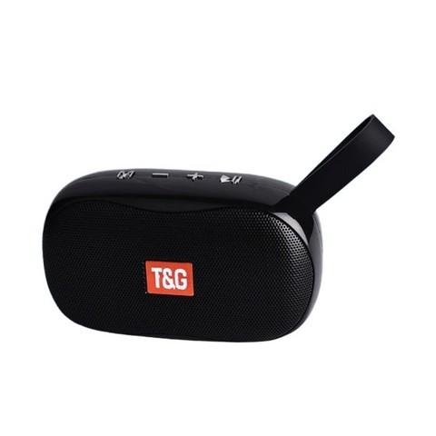 Колонка беспроводная  T&G TG-173 Чёрная