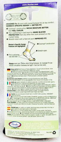 Картинка носки Thorlo ECCXW Black - 4