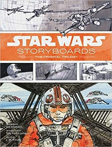 RINZLER: Star wars Storyboards :The Original Trilogy