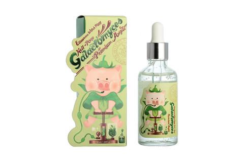 Увлажняющая сыворотка с галактомисисом Elizavecca Witch Piggy Hell-Pore Galactomyces Premium Ample 97%