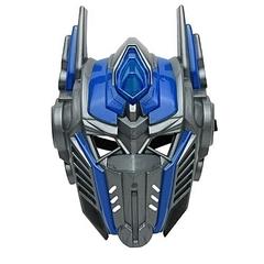 Светящаяся маска трансформера Оптимуса Прайма