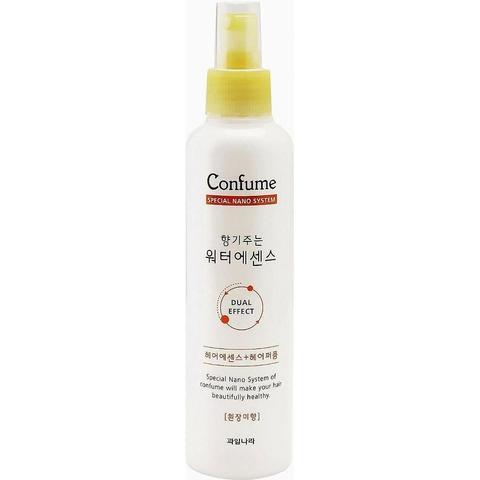 Эссенция для волос увлаж. парфюм. Confume Perfume Water Essence (White Rose) 252мл